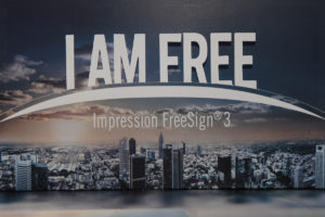 Impression FreeSign 3